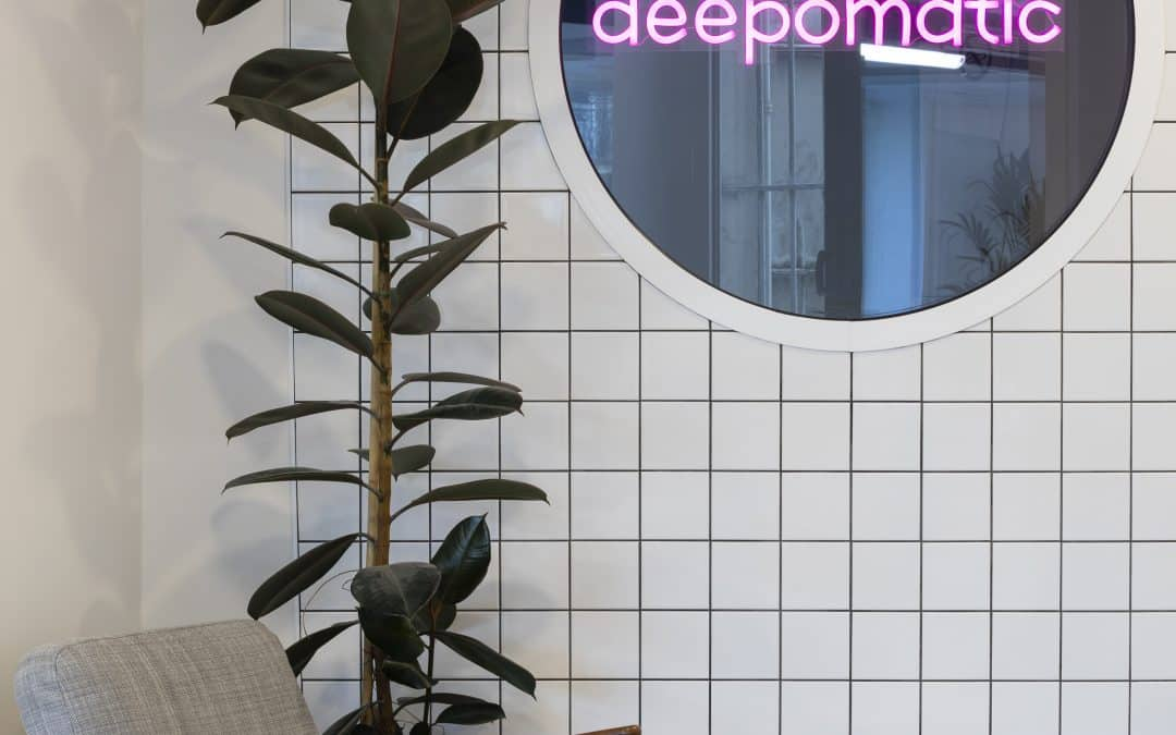 Deepomatic moves to Arts et Métiers